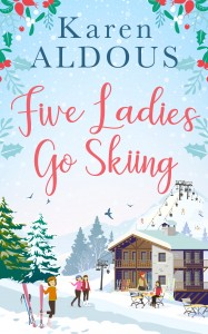 Five Ladies Go Skiing