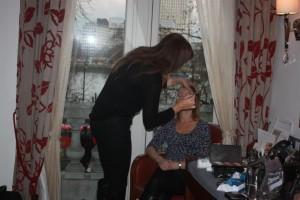 Wendy & Gemma brush