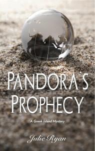 Pandora's Prophecy Cover
