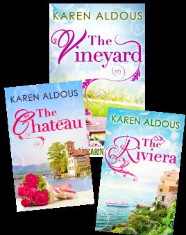 Karen Aldous Books