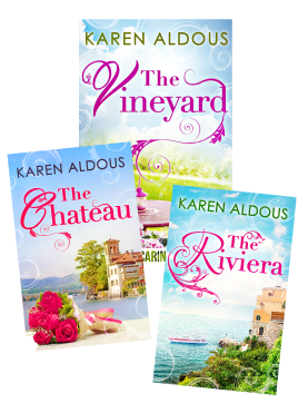 The Vineyard, The Riviera, The Chateux