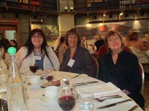 Elaine, Natalie & Sarah