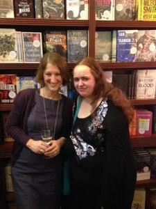 Sophie Hedley With Julie Cohen